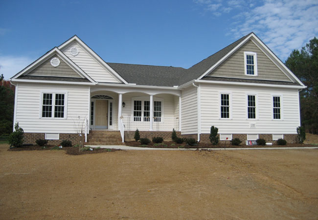 Additional photo for property listing at Patriot's Landing-Blake Iv 7332 Patirots Landing Place Quinton, Virginia 23141 United States