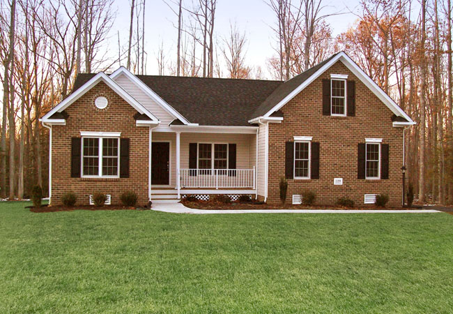 Single Family for Sale at Mount Blanco-Brighton 2100 Anchor Landing Drive Chester, Virginia 23836 United States