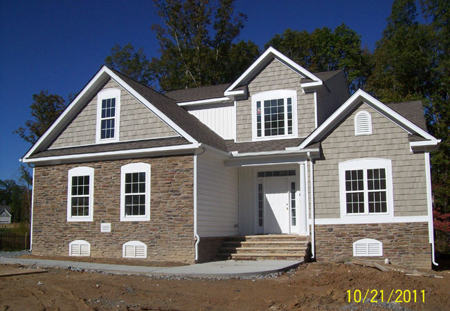 Single Family for Sale at Brickshire-Kipling 11000 Kentland Trail Providence Forge, Virginia 23140 United States