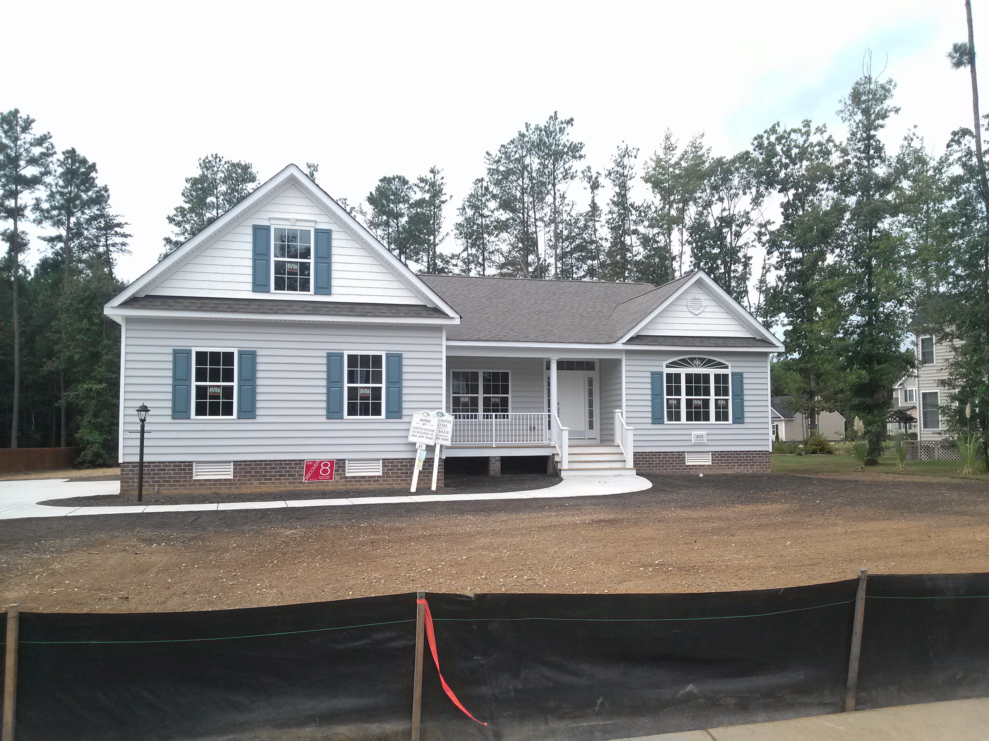 Single Family for Sale at Brickshire-Raleigh 11000 Kentland Trail Providence Forge, Virginia 23140 United States