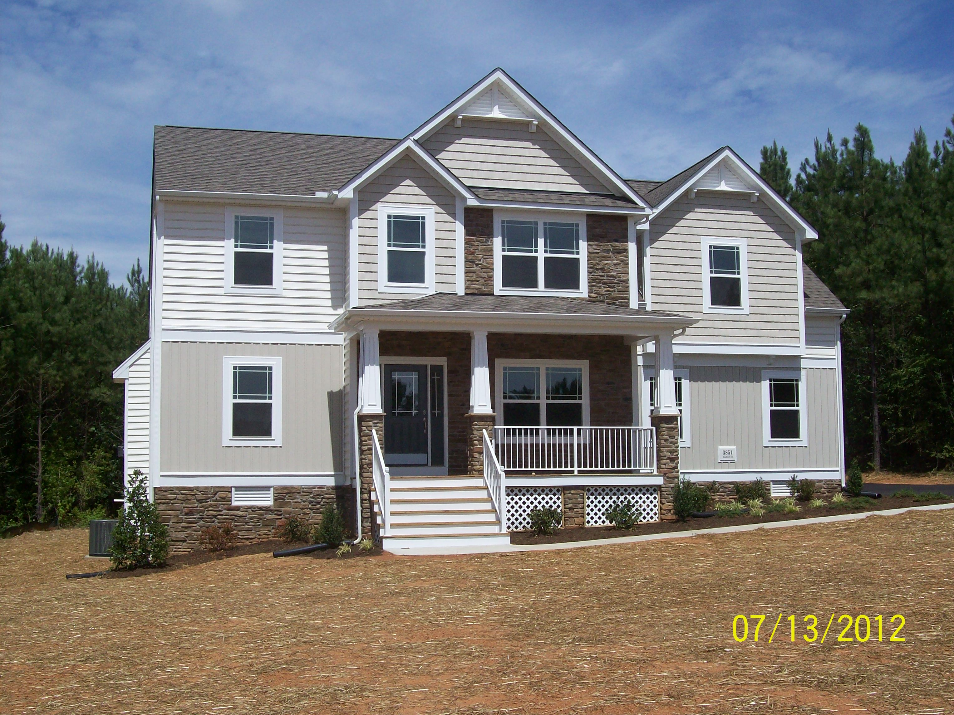 Single Family for Sale at Brickshire-Elliot 11000 Kentland Trail Providence Forge, Virginia 23140 United States